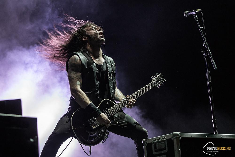 Rotting Christ, June 30, Rockwave Festival