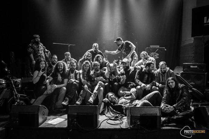 Sober Fest Vol 1 at Ilion Plus, Athens // Potergeist - Sober on Tuxedos - Rusty Bonez - Deathcrop Va