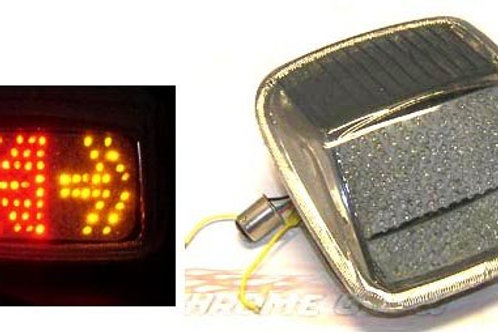 Integrated Tail Light