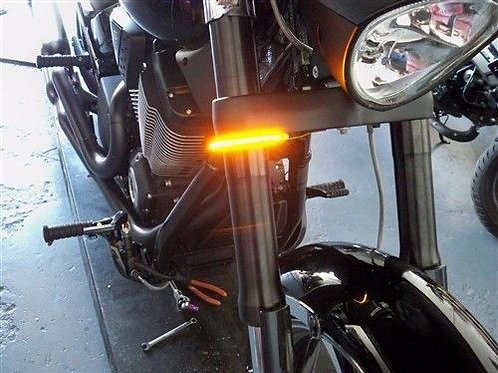 Street 750/500 Fork Turn Signals