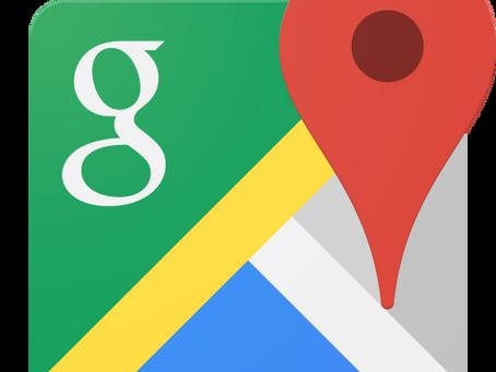 Studio Mars snema za Google Maps !