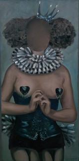 Circus Burlesque Girl
