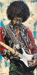 Hendrix & guitar