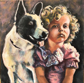 Shirley Temple & Buster