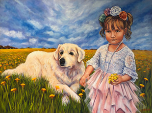 Princess & the Dog
