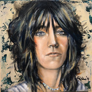 Patti Smith circa 1970s