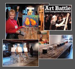 ArtBattle Event