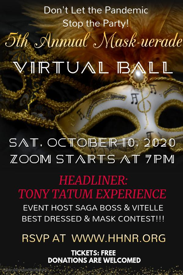 (Virtual) 5th Annual Ball