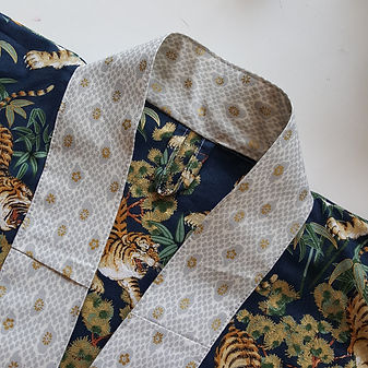 timmy mays kimono japanese jacket robe coat haori