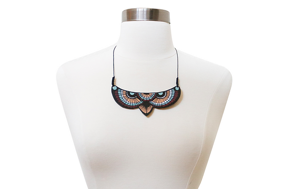 NATIVE COLLAR NECKLACE