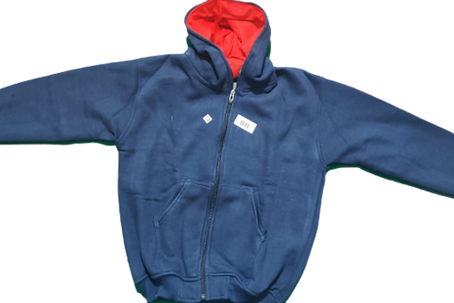 Air Force School winter jacket hood