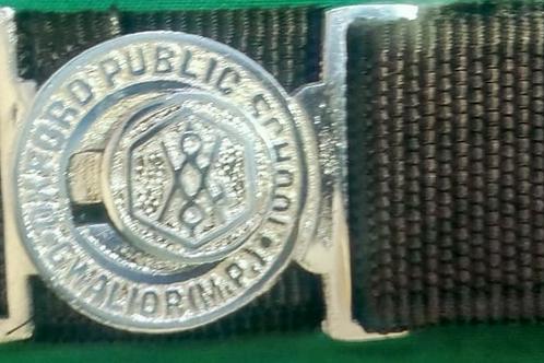 Oxford Public School Belt