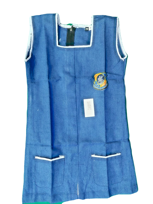 Siddharth Modern School  tunic nur-ukg