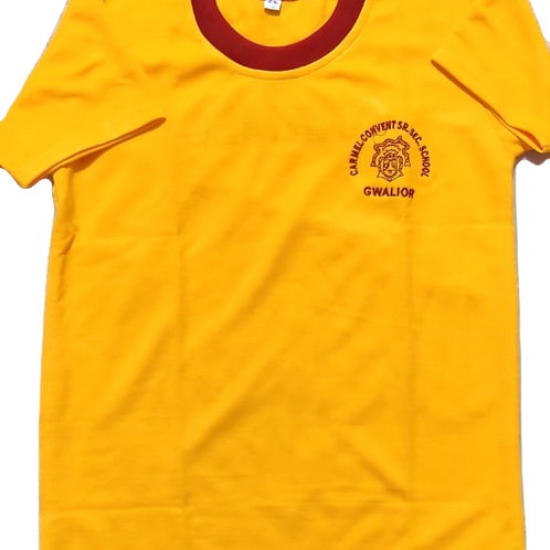 Carmel Convent School Sports Tshirt