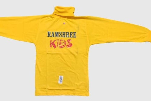 Ramshree kids winter tshirt