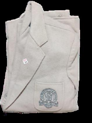 Woodstock School winter blazer coat