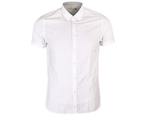 Saint Paul  White Shirt General