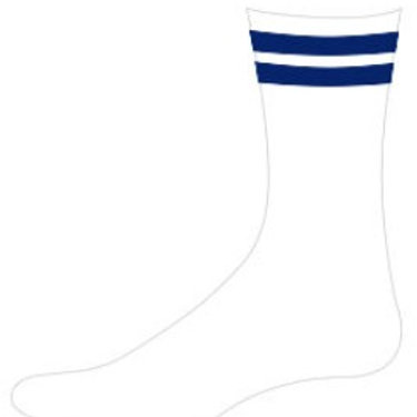 Pragati Vidhya Peeth School Socks