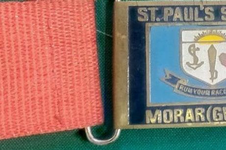 Saint Paul School Morar belt