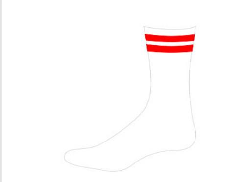 Little Angel Junior Socks Regular