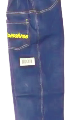 Ramshree International  Seniort  jeans pant 1st-4th