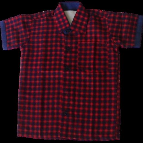 AMI BOYS Shirt Half