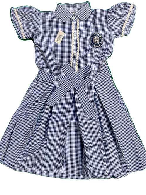 Carmel Convent School tunic (nur,lkg,ukg)