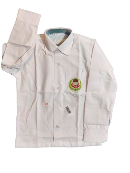 Doon Public School winter shirt full sleevs