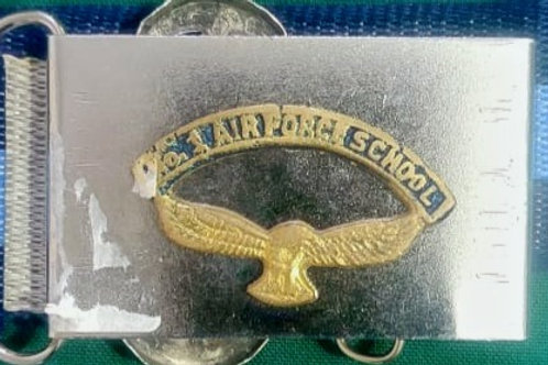 Air Force School Belt