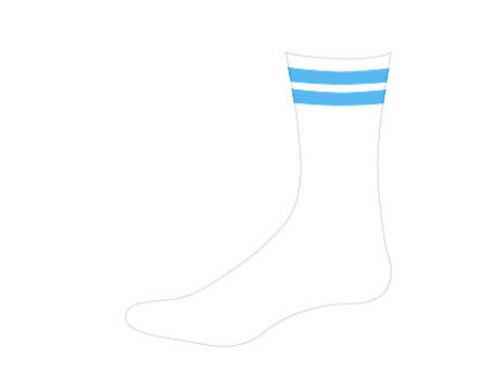 Carmel Convent Junior School Socks
