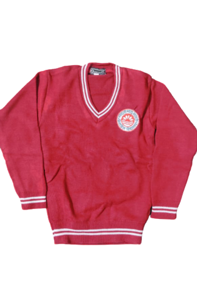 miss hill school pent winter sweater