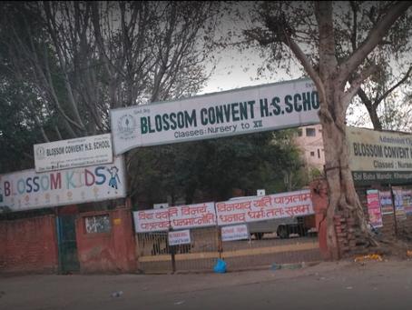 Blossom Convent Higher Secondary School