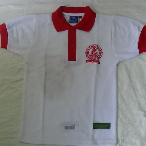 Siddharth Modern School Red House Sports T Shirt