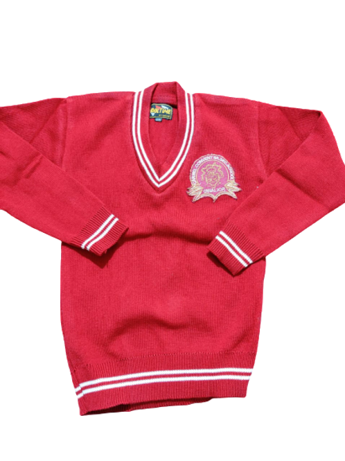Carmel Convent School WINTER SWEATER FULL