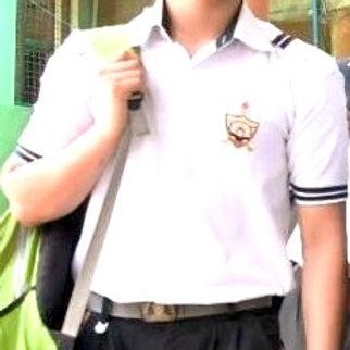 Bhartiyam school boys shirt