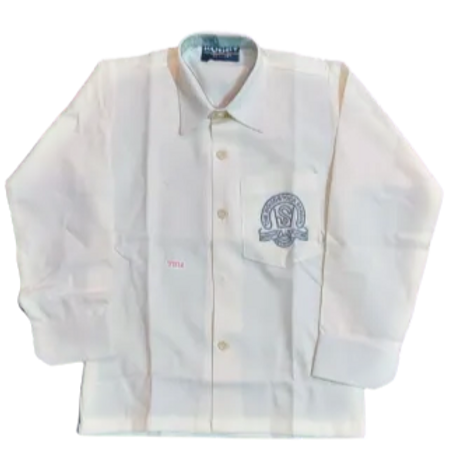 Woodstock School winter shirt full sleevs