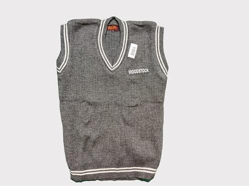 Woodstock School winter sweater half sleevs