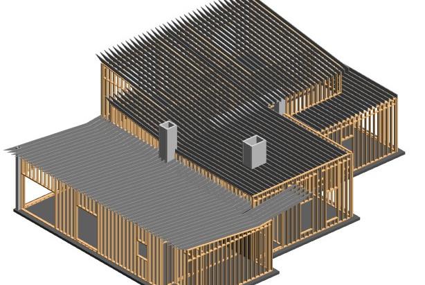 Timber Frame Structural Design