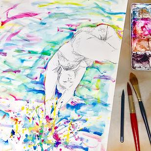 figurativ sketching