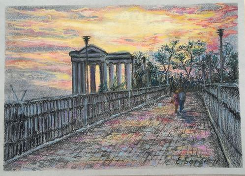 Bridge in Odesa