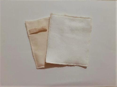 Facial Organic Cotton Pad 有機洗顏卸妝棉