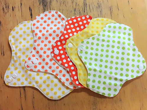 Eco-Green Pantyliner Pack(5pcs)環保護墊組