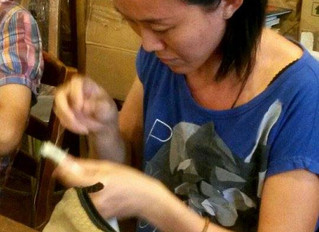 布の間.有機布衛生棉手作坊@Chai Diam Ma