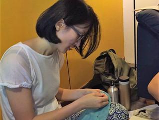 布の間.有機布衛生棉手作坊@月樹