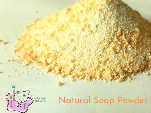 Natural Soap Powder