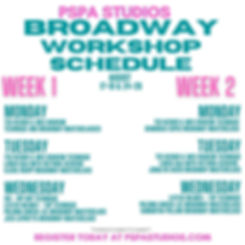 Copy of Copy of Copy of BROADWAY PSPA WO