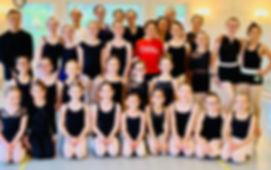 ballet class newtown PA