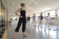 children's ballet classes newtown PA bucks county PSPA