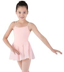 Girl Dance Leotard with Skirt