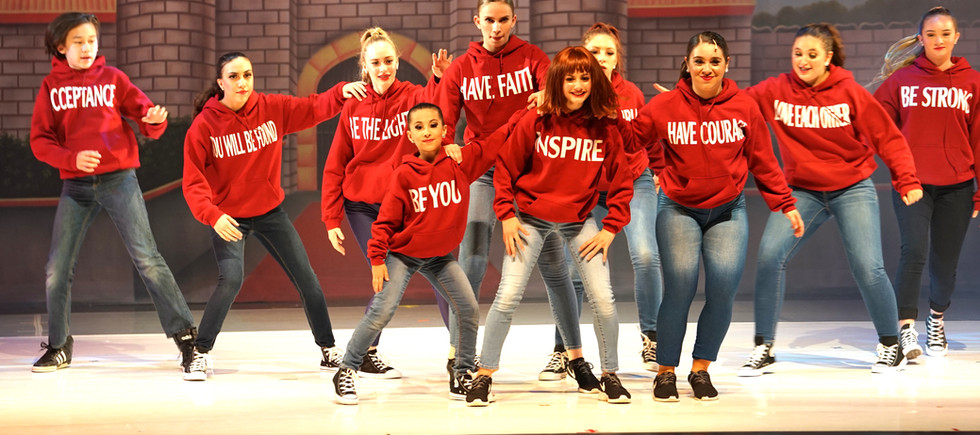 PSPA DANCE